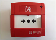 FIRE ALARM CALL-POINT-Water Type
